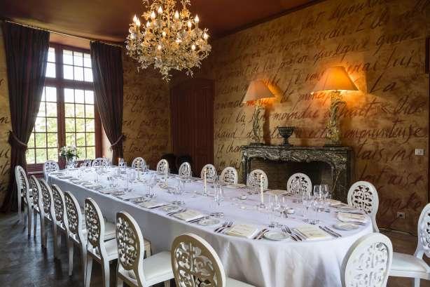 H tel spa luxe 5 toiles picardie aisne chateau de for Chambre 13 bobigny