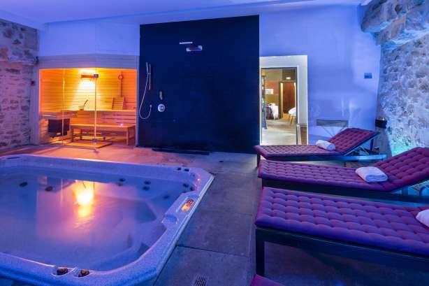 H tel spa luxe 5 toiles picardie aisne chateau de for Salon 5 etoiles tunisie